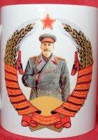 Кружка. Сталин