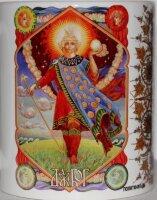 Кружка. Славянский гороскоп. Даждьбог (Вышень)