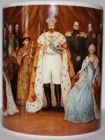 Кружка. Династия Романовых