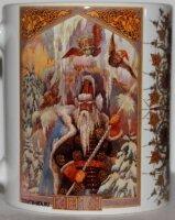 Кружка. Славянский гороскоп. Китоврас (Карачун)